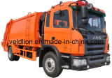 JAC 6m3 Compress Garbage Truck
