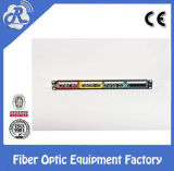 "19"" Fiber Optic Patch Panel 24 Cat5e Port in China"