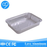 Stackable Food Storage Daliy Use Aluminum Foil Tray