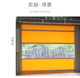 Automatic High Speed Fabric Doors with Ce Approved