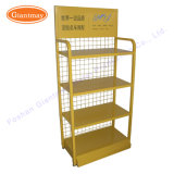 Metal Customized Supermarket Engine Oil Storage Display Shelf Rack for 4s Shop