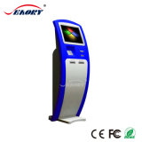 Bill Payment Kiosk with Bill Acceptor and Card Reader for Multi Currencies