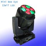 Mini Bee Eye 7*15W Osram LED