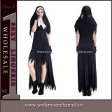 Hot Selling Sexy Lingerie Plus Size Adult Nun Costume
