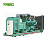 Imported Cummins Series 1500kw Disel Generator with Qsk60-G3 Engine