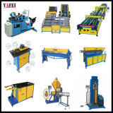 HVAC Air Duct Manufacturing Machine for Ventilation Tube Making Produce
