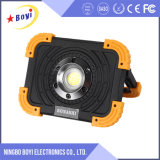 10W/15W Lithium Battery LED Portable Rechargeable Emergency Light