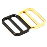 Hot Sale Metal Zinc Alloy Center Bar Slider Buckle for Bag Parts Belt Buckle Shoes Leather Goods Accessories (YK901)