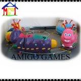 8 Seats Kiddie Caterpillar Train for Kids Amusement Park