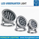 LED Underwater Light 3W 5W 7W 9W 12W 24W IP68 DC12-36V Water Light LED