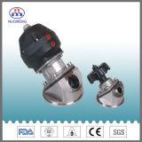 Stainless Steel Pneumatic Tank Bottom Diaphragm Valve