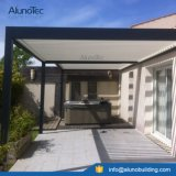 Customized Size Aluminum Pergola with Louver Blades