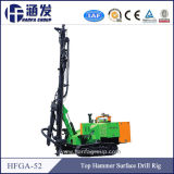 Well-Known Brand Hydraulic Walking Type DTH Drill Rig (HFGA-52)