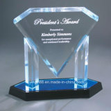 Custom Acrylic Crystal Trophy for Souvenir