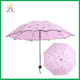 Promotional UV Polyester Fabric Wholesale Cheap Assorted Stock Umbrella Manufacturer China