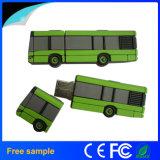 Custom 2D Bus Shape USB Flash Memory