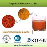 Organic Goji Juice Powder, Wolfberry Juice, Lycium Chinense Mill