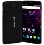"Original Vkworld T6 6.0"" 4G Phablet Android 5.1 2GB RAM 16GB ROM Mtk6735 64bit Quad Core 1.0GHz 13.0MP Main Camera OTG Hotknot Smart Phone Black"