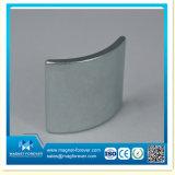 Powerful Arc Permanent Rare Earth Magnet NdFeB for Motor Neodyrnium
