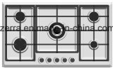 Tempered Glass Panel Home Gas Hob Kitchen Equipment (JZG85811)