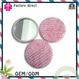 Fashion Design Tin Pocket Mirror