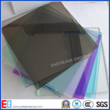 High Quality Multicolors PVB Film Laminated Glass
