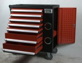 Heavy Duty 7 Drawers Practical Tool Cabinit with Acoustics (FY&⪞ apdot; 4A1)