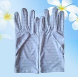 ESD Microfiber Electronic Industry Gloves