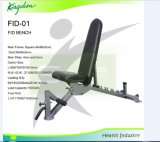 Commercial Gym Body Building Fid Bench/Top Sale Fid Bench