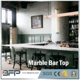 Chinese White Marble Tops for Bar/Ktichen/Blank
