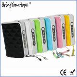 Book Style 5000mAh Power Bank (XH-PB-006)