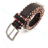 Luxury Genuine Cowhide Leather Bet Fashion Ladies Belt