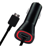 Cell Phone Charger USB Car Charger for Samsung Note3 S5