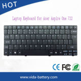 Laptop Keyboard for Acer Aspire One Za3/1810t/751/Ao721/1551/722/752/Ms2298 Us Version Black