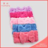 Custom Made Coral Fleece Hair Tie Band/Headband