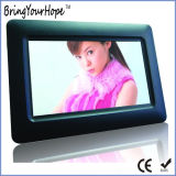 7 Inch Classic Plastic Digital Picture Frame (XH-DPF-070S7)