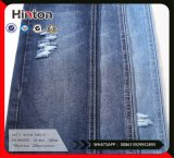 10.8oz Slub Twill Cotton Polyester Denim Fabric
