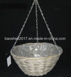 Hanging Willow Flower Baskets