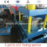 C Shape Steel Beam Roll Forming Machine