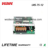 Lrs-75 SMPS 75W 12V 6A Ad/DC LED Driver