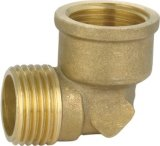 Brass Male Elbow Pipe with Factory Price (YD-6027)