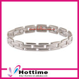 Hottime Chain Link Magnetic Stainless Steel Jewelry (CP-JS-BL-107)