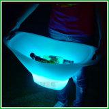 LED Bar Furniture Nightclub Ice Bucket