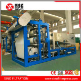 Cheap Heavy Duty Belt Filter Press Sludge Treatment Dewatering Machine