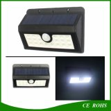 Super Bright Solar Light 20 LED Security Motion Sensor Weatherproof Light with Three Intelligent Modes for Outdoor