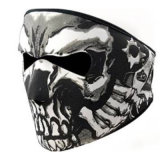 Ghost Pattern Ourdoors Wind Proof Riding Face Mask (AM050)