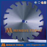 600mm Diamond Saw Blade for Reinforced Concrete and Asphalt Cutting