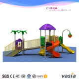 Big Equipment Plastic Kids Play Slide Water Toy