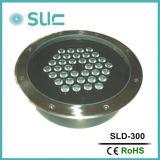 36PCS 46W IP67 LED in-Ground Light for Garden