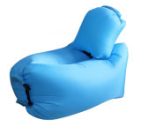China Wholesale Best Quality Hangout Inflatable Air Sofa with Nails (B029)
